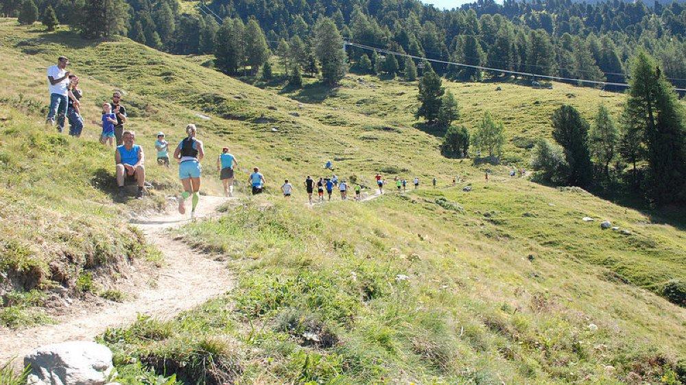 La course Sierre-Zinal se déroulera le 12 août.
