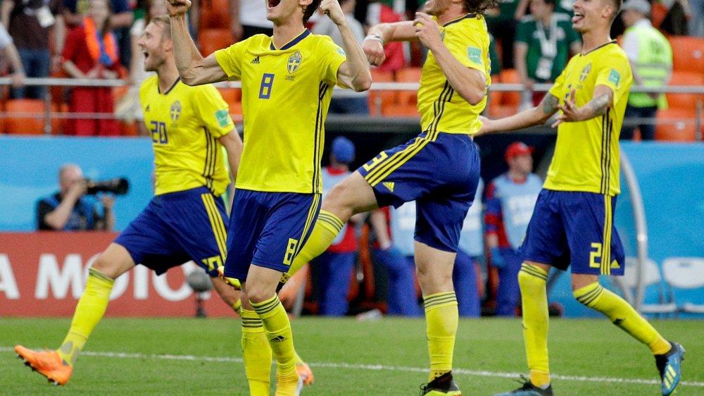La Suède a fait tomber les Pays-Bas en qualifications, l'Italie en barrages et l'Allemagne en phase de poules.