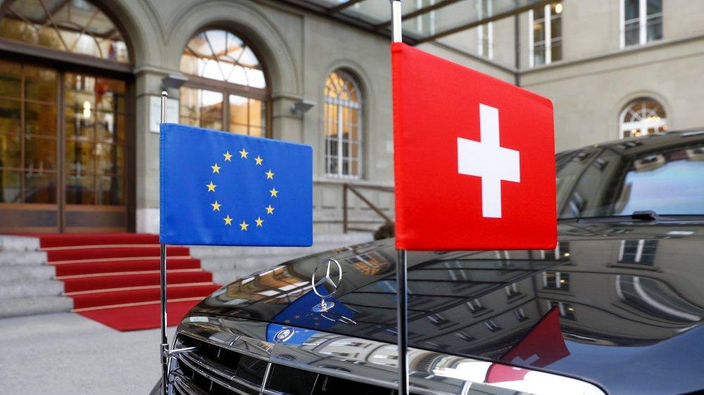 La Confédération fixe des «lignes rouges» dans ses négociations avec l'Union européenne.