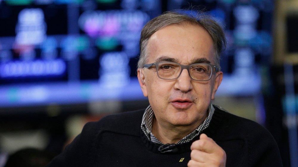 Sergio Marchionne, patron de Fiat, est décédé hier.