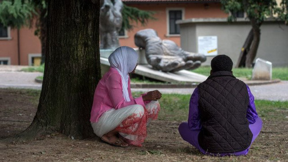 Les réfugiés sont de moins en moins nombreux à demander l'asile en Suisse.