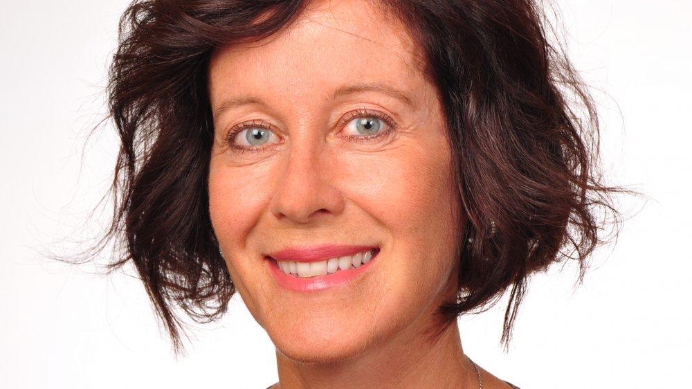 Brigitte Borel préside l'Association des propriétaires de chalets et appartements de Verbier (APCAV) depuis le 1er janvier 2016.