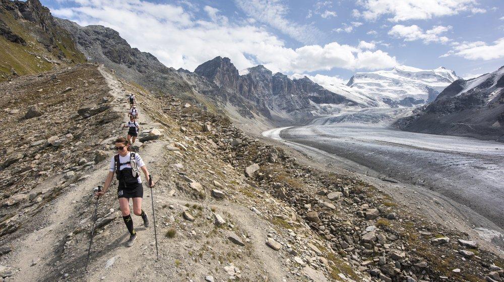 En dix ans d'existence, le Trail Verbier Saint-Bernard a su proposer de nouvelles courses pour assurer sa pérennité.