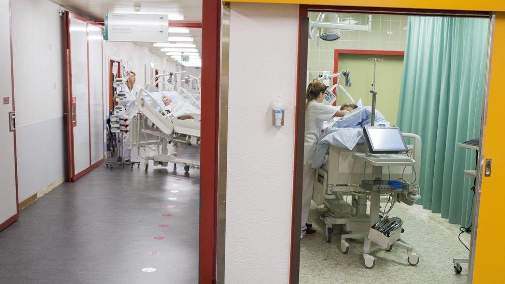 Désengorger les urgences de nos hôpitaux – ici celles de Sion – tel est l'objectif de la proposition défendue par le conseiller national Thomas Weibel.