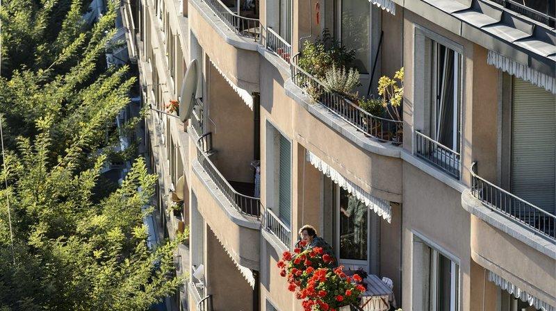 Immobilier: après la hausse de juin, les loyers sont repartis à la baisse en juillet en Suisse