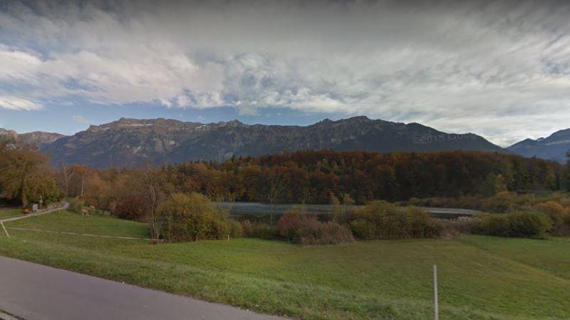 Le Burgseeli se trouve sur la commune de Ringgenberg, près d'Interlaken.
