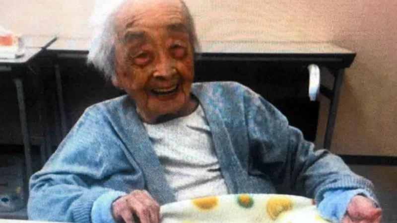 La doyenne de l'humanité est décédée à 117 ans