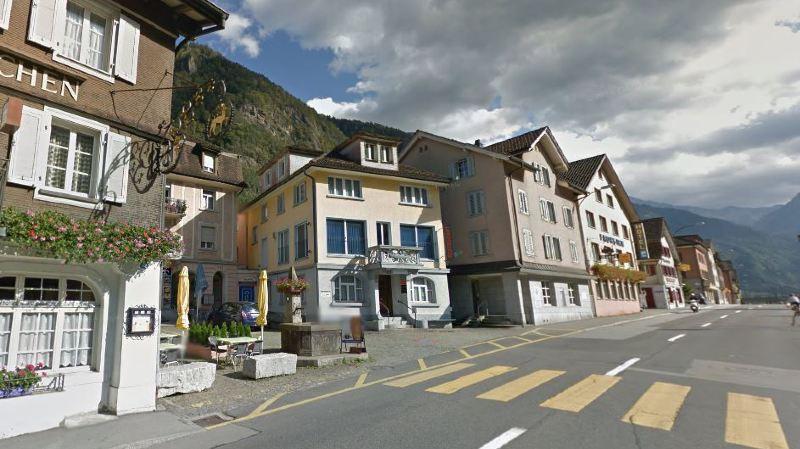Une personne a été retrouvée morte samedi vers 11h00 dans un appartement d'Erstfeld (UR).