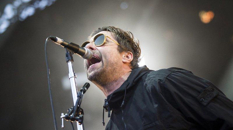 Insolite: Liam Gallagher se trompe de festival sur Instagram
