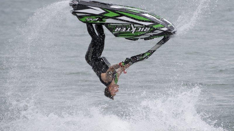 Outre le jet-ski, le parachute ascensionnel est aussi concerné par ces modifications du règlement (illustration).