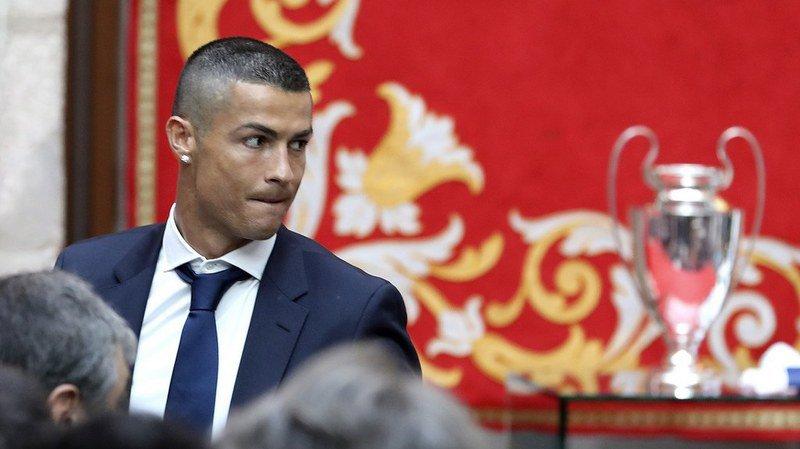 Football: Cristiano Ronaldo quitte officiellement le Real pour rejoindre la Juve