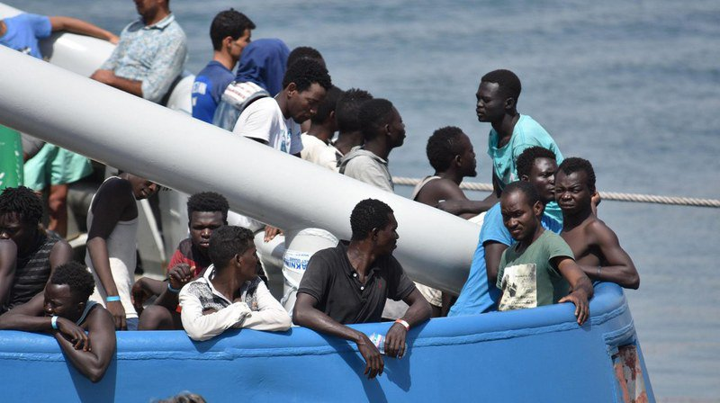 Crise migratoire: après la France et Malte, l'Allemagne accepte 50 migrants