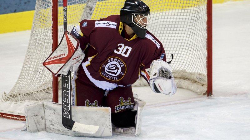 Remo Giovannini a disputé dix rencontres avec Genève en National League la saison dernière.