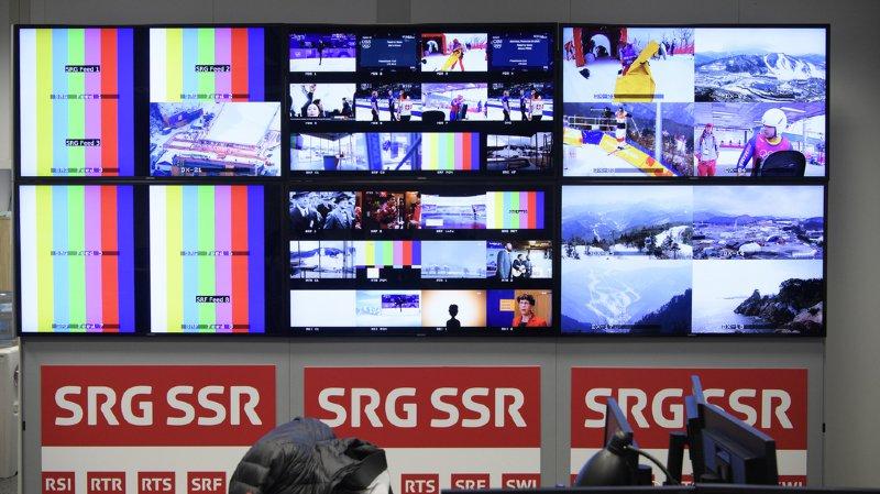 Médias: quelque 250 postes vont être supprimés dans le cadre des mesures d'économies de la SSR