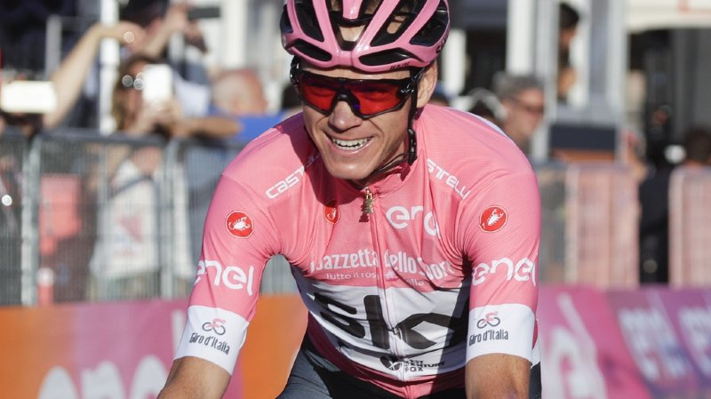 Cyclisme: les organisateurs du Tour de France ne veulent pas de Chris Froome