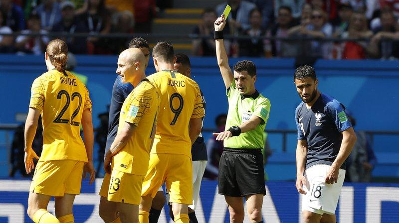 Coupe du monde 2018: l'Uruguayen Andres Cunha arbitrera France - Belgique
