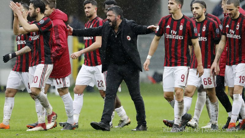 Football - Europa League: le Tribunal arbitral du sport annule la suspension de l'AC Milan