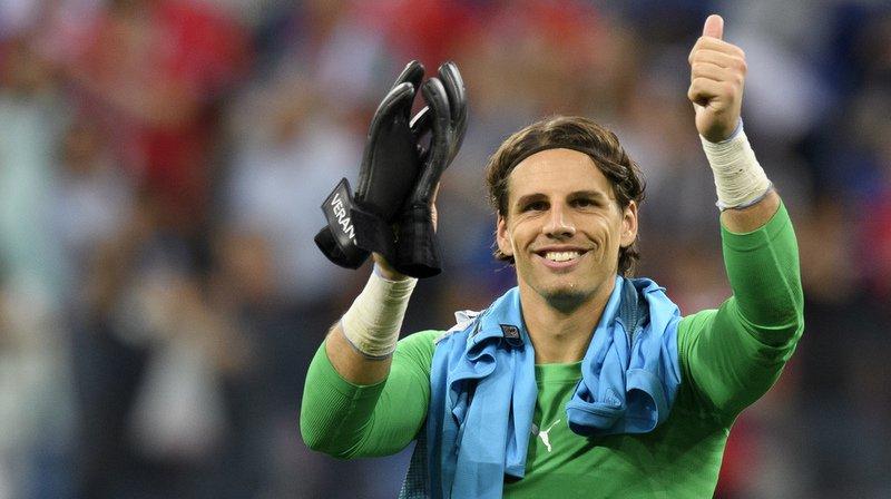 Coupe du monde 2018: Yann Sommer, le meilleur gardien de la première phase