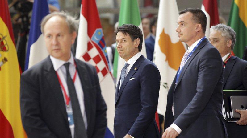 Crise migratoire: l'Union européenne trouve un accord sous la pression de l'Italie
