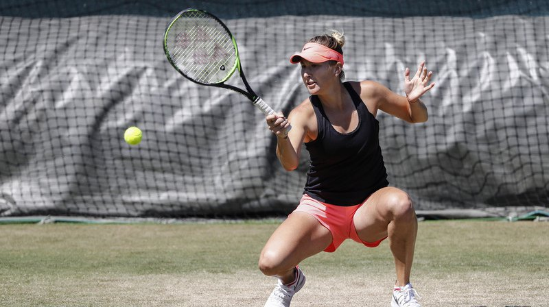 Tennis - Wimbledon: Belinda Bencic sort Caroline Garcia au 1er tour