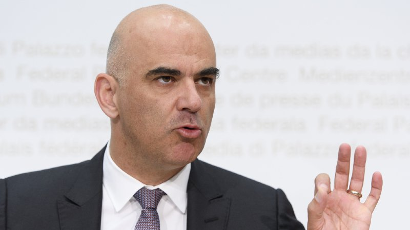 Alain Berset dit non à l'initiative des Verts pour garantir la qualité des aliments