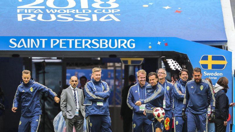 La Suède semble mieux se porter sans Zlatan Ibrahimovic.