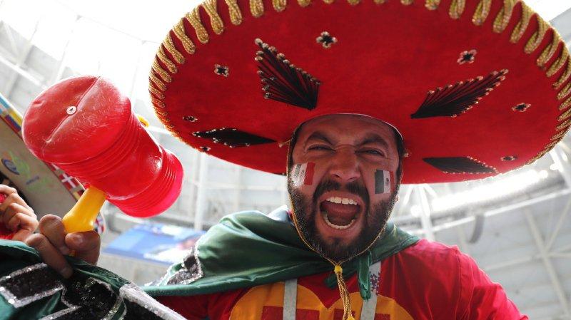 Coupe du monde 2018: tour d'horizon des meilleurs supporters