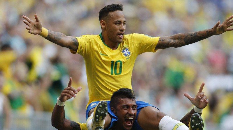 Coupe du monde 2018: le Brésil passe en quart de finale grâce à Neymar