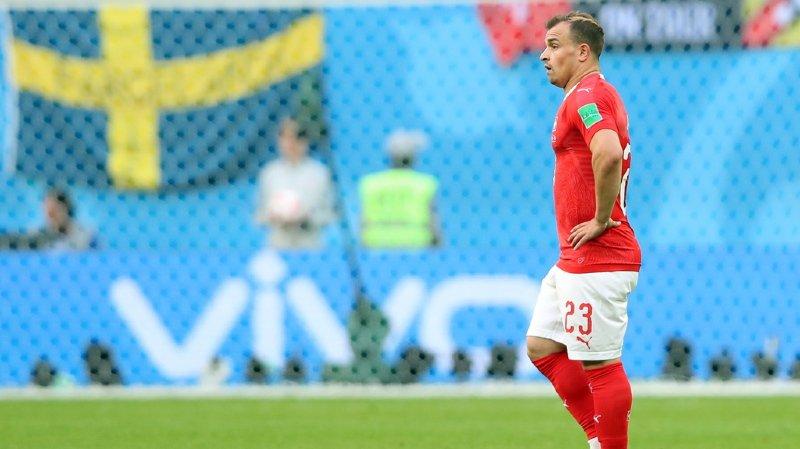Football: Shaqiri passe la visite médicale à Liverpool pour son transfert