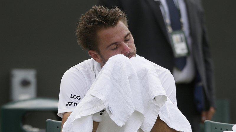 Tennis - Wimbledon: Wawrinka éliminé au 2e tour par l'Italien Fabbiano