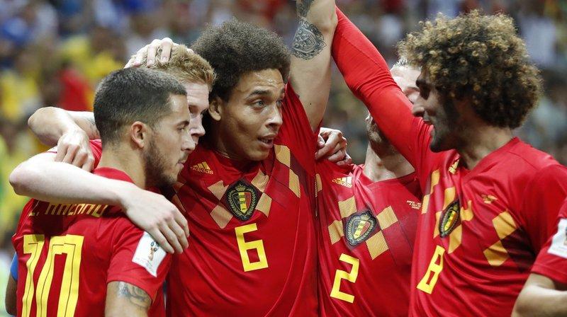 Coupe du monde 2018: la Belgique bat le Brésil et se qualifie pour les demi-finales