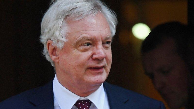 David Davis, le secrétaire britannique chargé du Brexit démissionne.