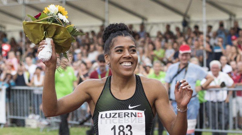 Lucerne - Athlétisme: Kambundji réussit 11''12 sur 100 m et 22''48 sur 200 m