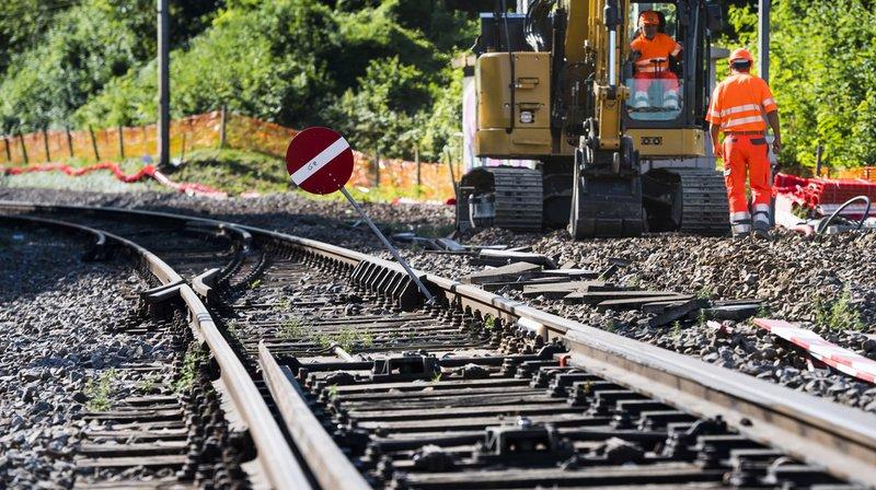 Trafic ferroviaire: les CFF tirent un premier bilan positif de l'horaire d'été 2018