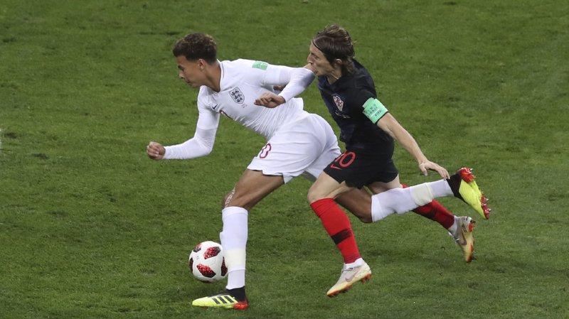 Coupe du monde 2018: au bout du suspense, la Croatie renverse la vapeur et se hisse en finale
