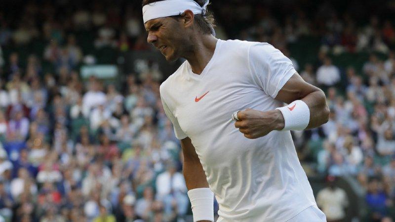 Tennis - Wimbledon: Nadal - Djokovic en demi-finale