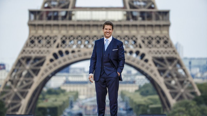 Tom Cruise est connu pour réaliser lui-même la plupart de ses cascades.