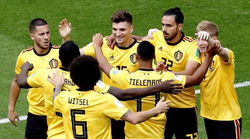 Coupe du monde 2018: la Belgique remporte la petite finale face à l'Angleterre 2 à 0