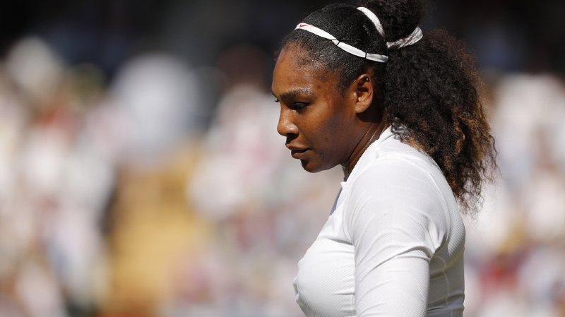 Tennis: Serena Williams se dit victime de discrimination de la part des autorités de l'antidopage