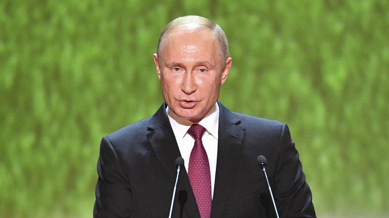 Coupe du monde 2018: Poutine marque des points grâce à l'organisation du Mondial