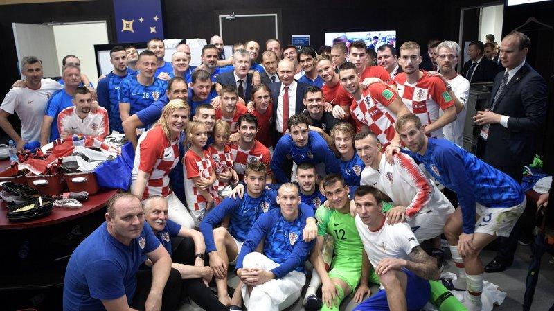 Coupe du monde 2018: la presse croate célèbre la défaite en finale comme une victoire