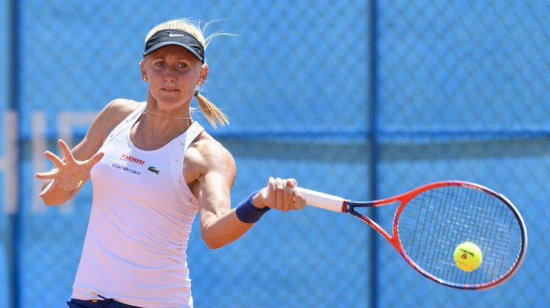 WTA Gstaad: Jil Teichmann éliminée au premier tour