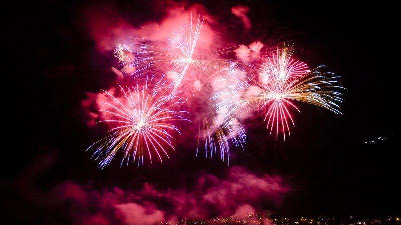 Il faut remonter à 2010, très localement en Suisse romande, et surtout à 2006 et 2003 pour retrouver des fêtes nationales sans feux d'artifice, ou presque.