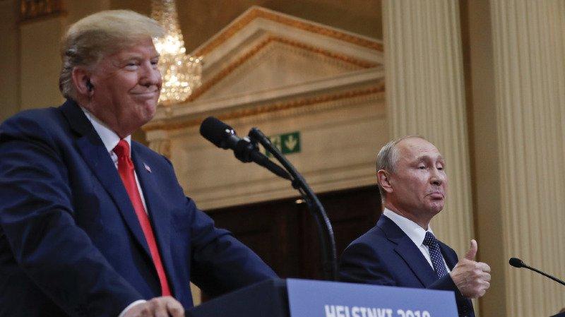 Déminage à tous les étages à Washington — Sommet Trump-Poutine