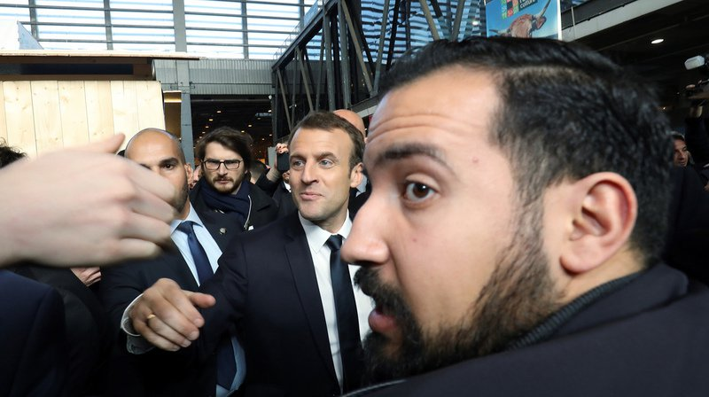 """France: Benalla reconnaît avoir """"commis une faute"""""""