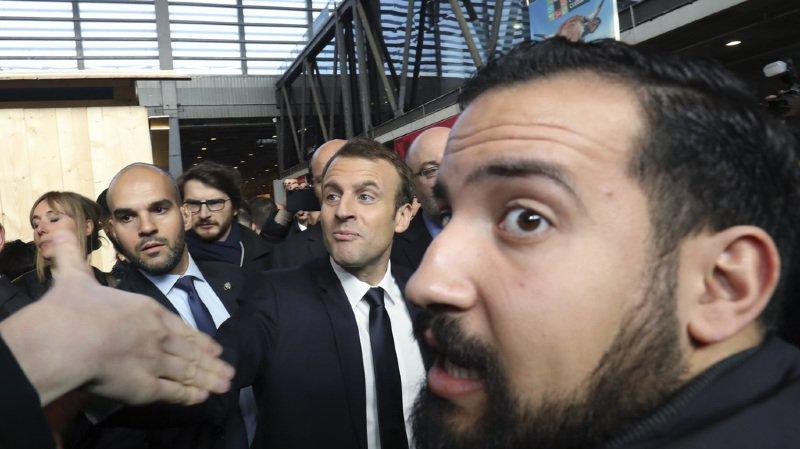 France: Emmanuel Macron sort du silence et se déclare le seul responsable dans l'affaire Benalla