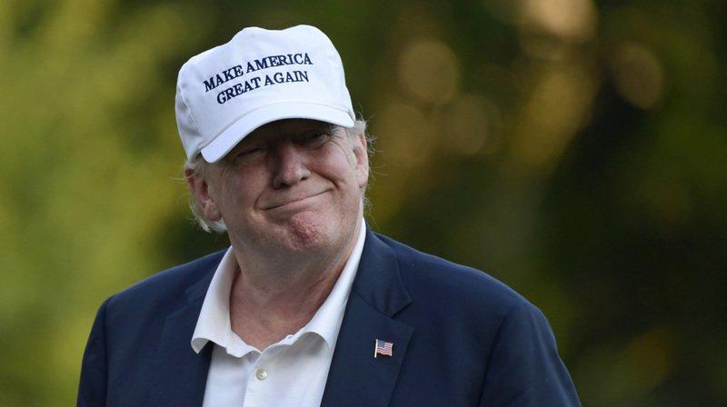 e président américain Donald Trump s'en est à nouveau pris dimanche au procureur spécial Robert Mueller.
