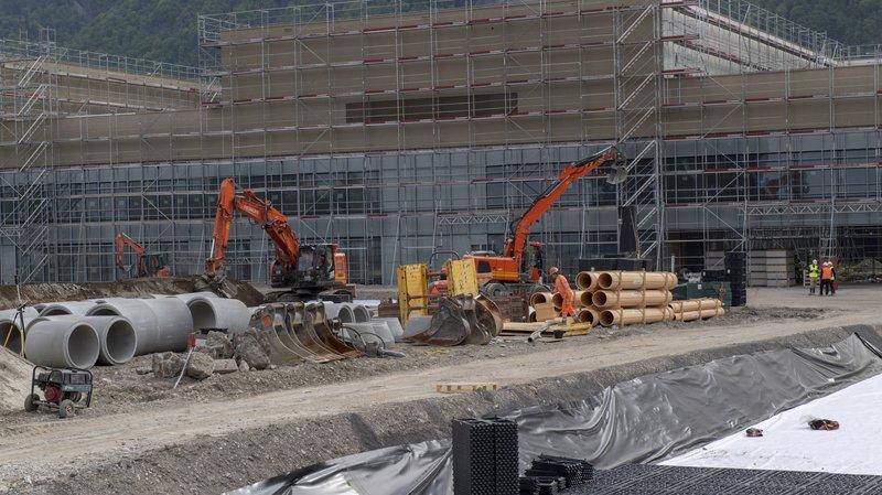 Canicule: Unia Valais demande des mesures pour protéger les ouvriers