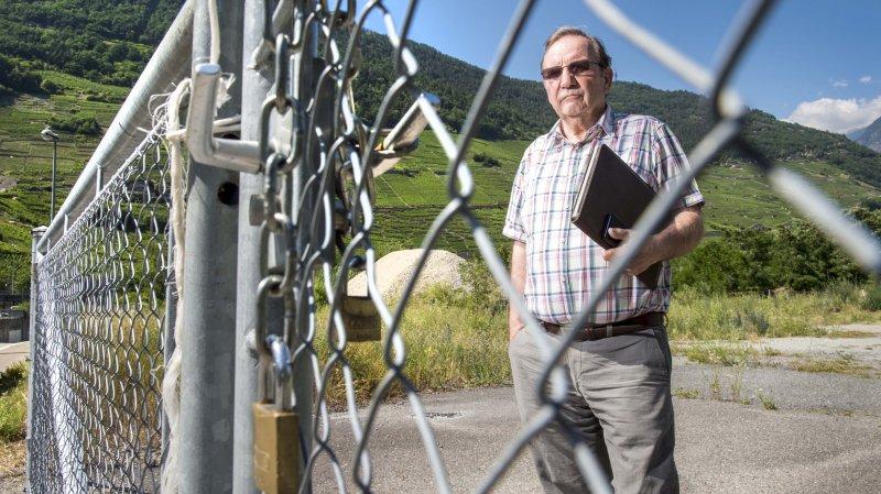 Pollution au mercure à Martigny: l'un des derniers témoins des activités de l'usine de magnésium raconte