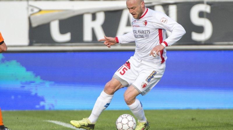 Marco Schneuwly rejoint le FC Aarau.
